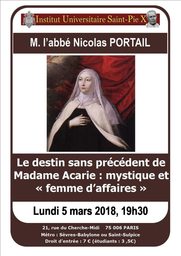 Portail Mme Acarie 2